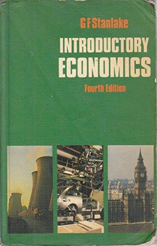 Introductory Economics: Stanlake, G.F.