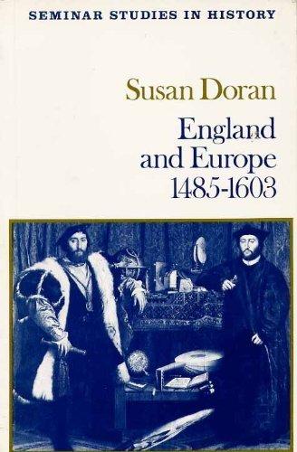 9780582354128: England and Europe 1485 - 1603
