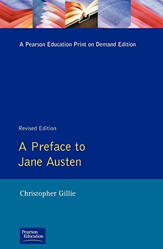 9780582354814: A Preface to Jane Austen (Preface Books)
