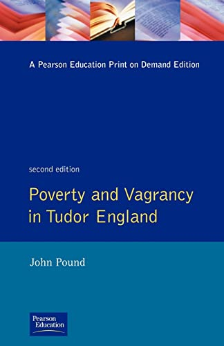 9780582355088: Poverty and Vagrancy in Tudor England (Seminar Studies)
