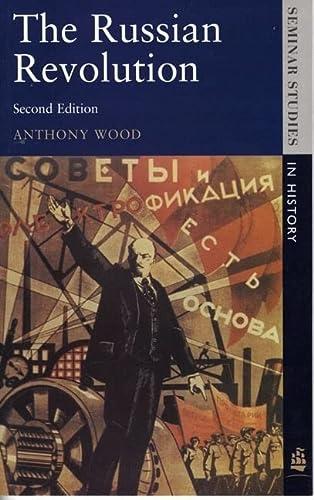 9780582355590: The Russian Revolution