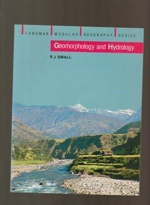 9780582355897: Geomorphology and hydrology (Longman modular geography series)