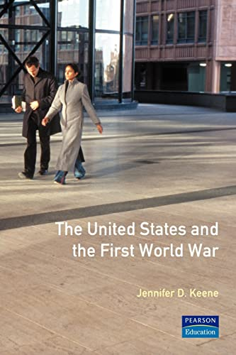 9780582356207: The United States and the First World War (Seminar Studies)