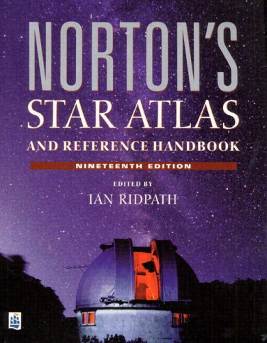 9780582356559: Norton's Star Atlas and Reference Handbook (19th Edition)