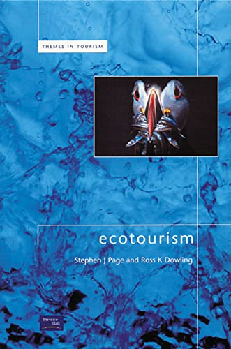 9780582356580: Ecotourism (Themes in Tourism)