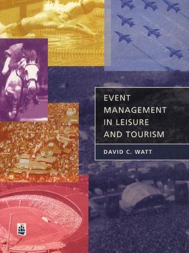 9780582357068: Event Management in Leisure and Tourism