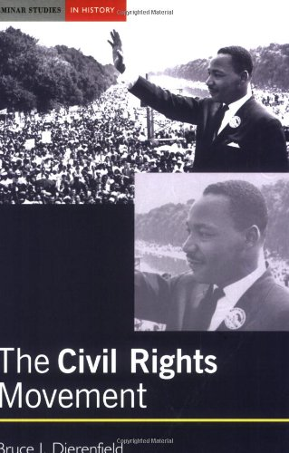 9780582357372: The Civil Rights Movement (Seminar Studies In History)