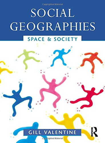 9780582357778: Social Geographies: Space and Society