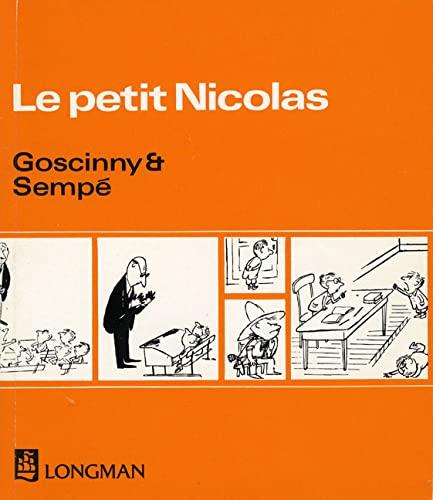 Le Petit Nicolas Paper (0582360714) by R GOSCINNY