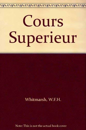 9780582360969: Cours Superieur