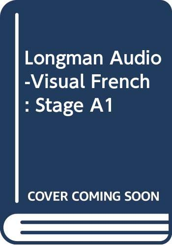 9780582361065: Longman Audio-Visual French: Stage A1 - Pupil's Book (Longman Audio-visual French)