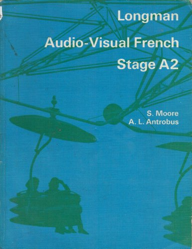 9780582361072: Longman Audio-Visual French: Stage A2