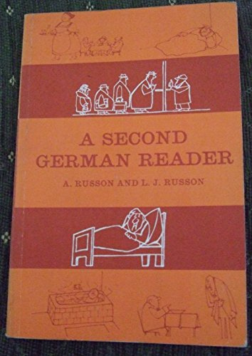 Second German Reader: Russon, A &