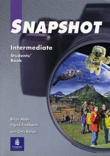 9780582363281: Snapshot: Intermediate - Student's Book
