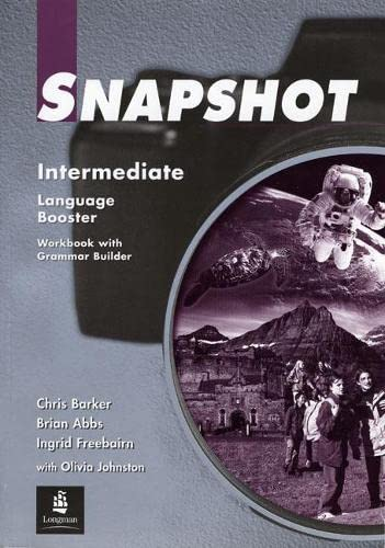 9780582363304: Snapshot Intermediate Language Booster