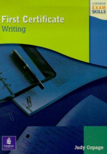 9780582363335: FCE Writing Student Book (Longman Exam Skills)