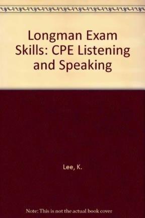 9780582363397: Longman Exam Skills: CPE Listening and Speaking