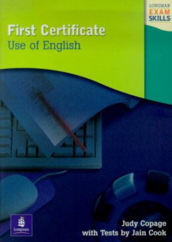 9780582363519: Longman Exam Skills FCE Use of English Students Book