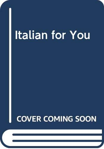 9780582364073: Italian for You