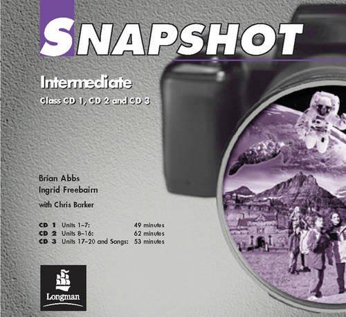 9780582364189: SNAPSHOT! INTERMEDIATE : CD(2)