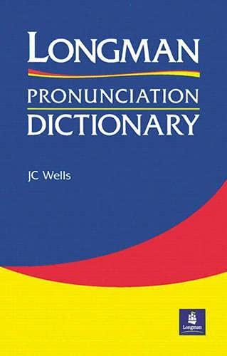 9780582364677: Longman Pronunciation Dictionary