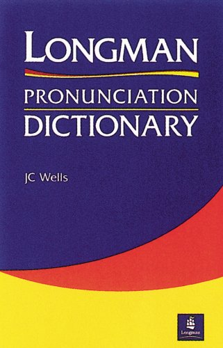 9780582364684: L Pronunciation Dictionary Cased - New Edition