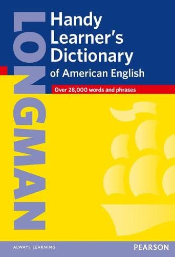 9780582364721: Longman Handy Learner's Dictionary of American English, Flexicover (Lhld)