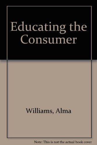 9780582365070: Educating the Consumer