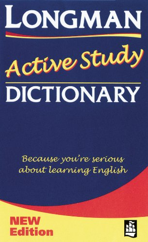 9780582365742: Longman Active Study Dictionary of English