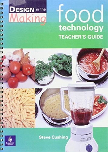9780582365889: Food Teacher's Guide Paper (Design in the Making)