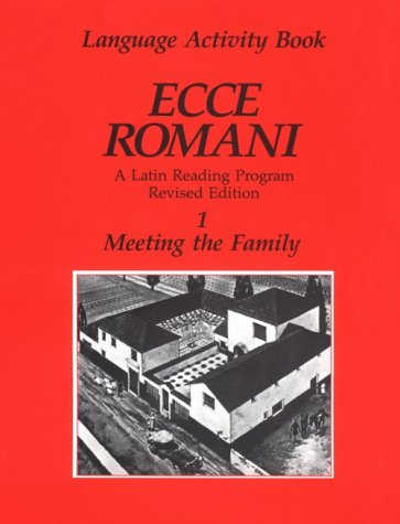 9780582366541: Ecce Romani (English and Latin Edition)