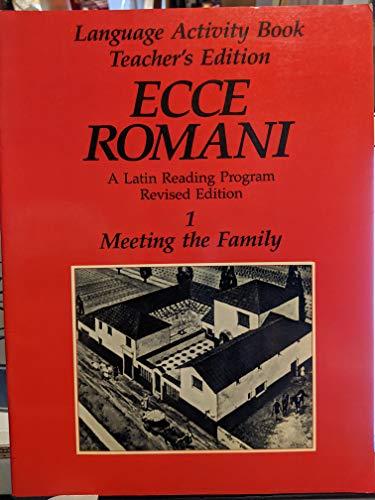9780582367302: Ecce Romani