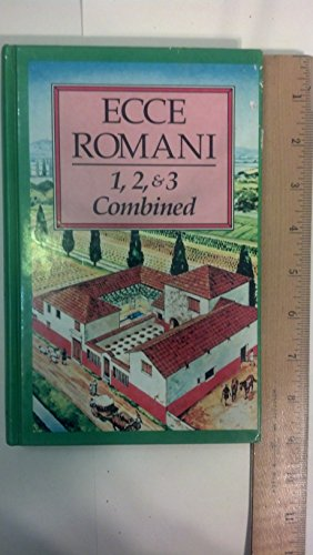 9780582367746: Ecce Romani: A Latin Reading Program