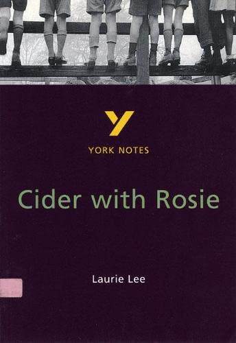 9780582368231: Cider With Rosie (York Notes)