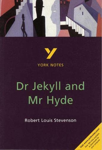 9780582368262: Dr Jekyll and Mr Hyde: York Notes for GCSE