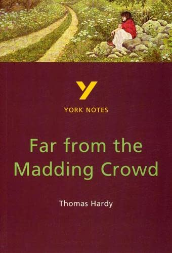 9780582368286: Far from the Madding Crowd: York Notes for GCSE
