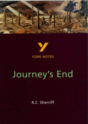 9780582368330: York Notes on R.C.Sherriff's