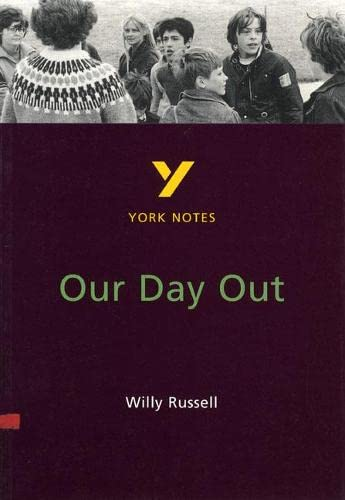 "York Notes on Willy Russell's ""Our Day: Wright, Chrissie"