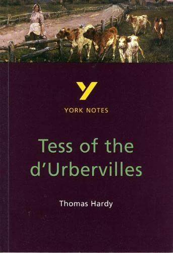 "9780582368415: York Notes on Thomas Hardy's ""Tess of the D'Urbervilles"""