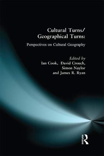 9780582368873: Cultural Turns/Geographical Turns: Perspectives on Cultural Geography