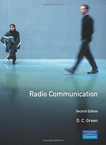 9780582369085: Radio Communication