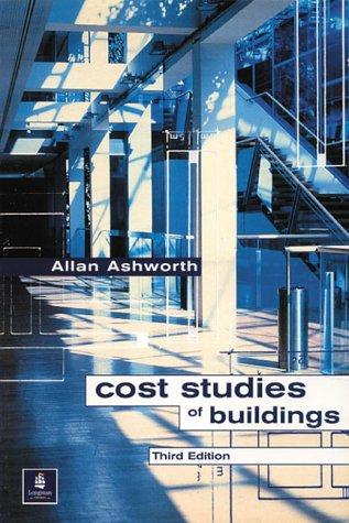 9780582369092: Cost Studies of Buildings