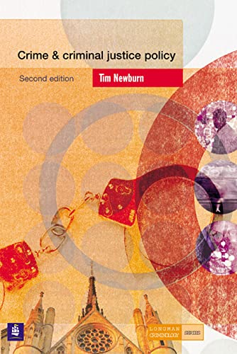 criminology tim newburn Buy criminology by tim newburn from waterstones today click and collect from your local waterstones or get free uk delivery on orders over £20.