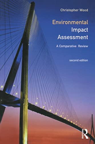9780582369696: Environmental Impact Assessment: A Comparative Review
