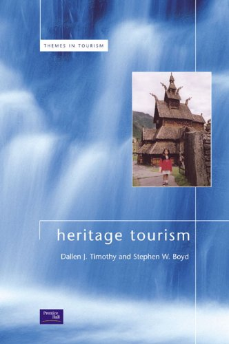 9780582369702: Heritage Tourism (Themes in Tourism)