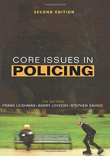 9780582369863: Core Issues in Policing