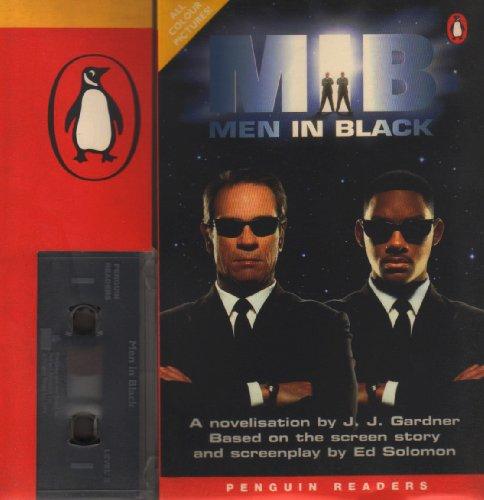 9780582373983: Men in Black (Penguin Joint Venture Readers)