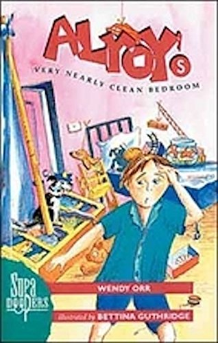 9780582378841: Super Doopers: Alroy's Very Nearly Clean Bedroom