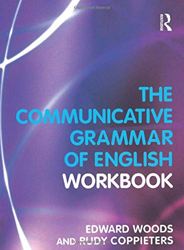 9780582381810: The Communicative Grammar of English Workbook