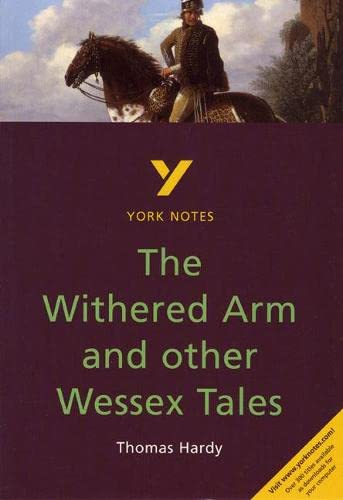 9780582382008: The Withered Arm and Other Wessex Tales (York Notes)